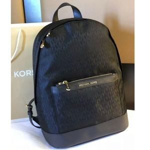 $298 Michael Kors Morgan Backpack Handbag MK Bag